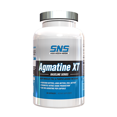 Agmatine XT 90 Capsules Supplement Container
