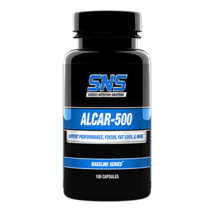 Alcar-500 Supplement Container