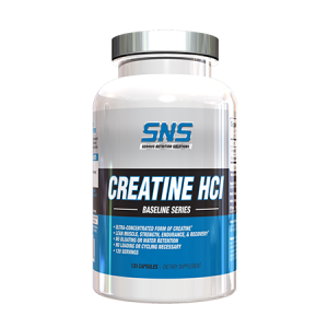 Creatine HCI Caps Container
