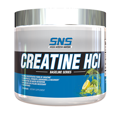 Creatine HCI Lemon Lime Flavor