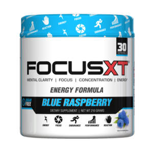 FocusXT Blue Raspberry