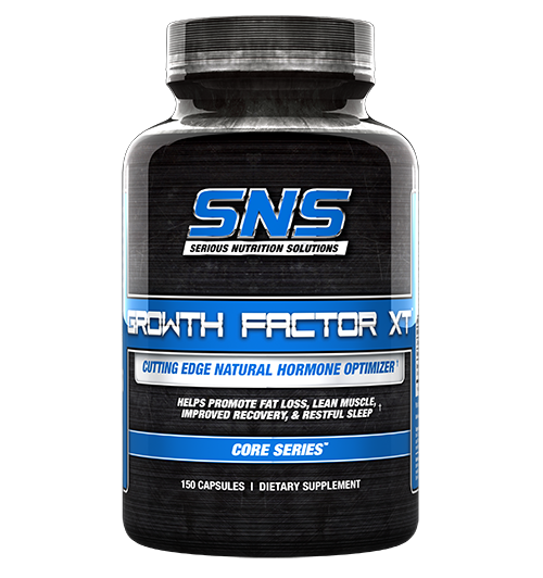 Growth Factor XT Supplement Container
