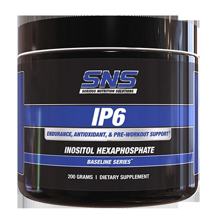 IP6 Powder Supplement Container
