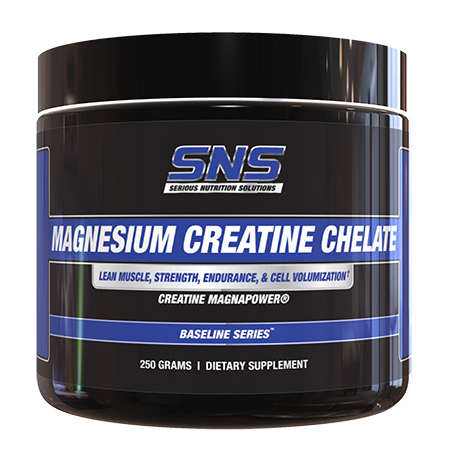 Magnesium Creatine Chelate - 250 grams