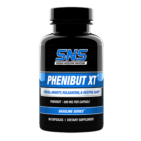 Phenibut XT Supplement Container