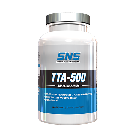 TTA-500 Supplement Container