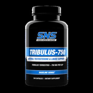 Tribulus-750 120 capsule container